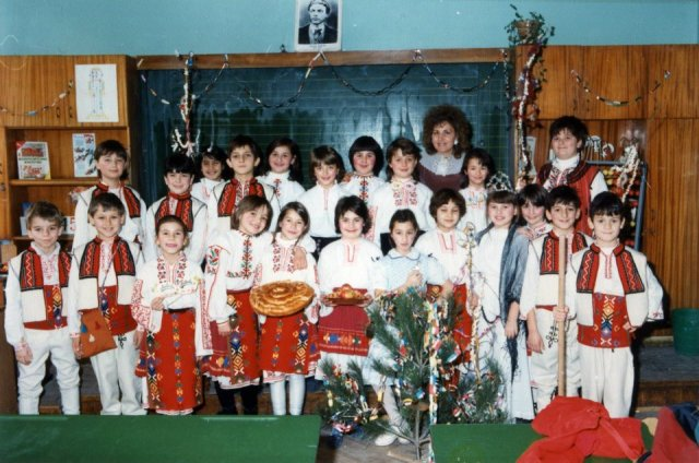 Bulgarian dressesn